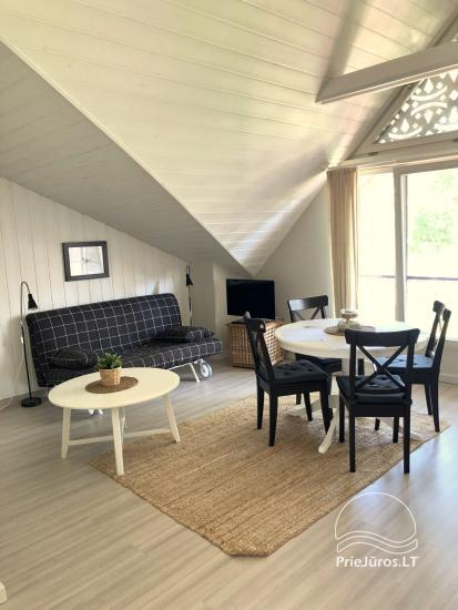 Apartment in Preila, in Curonian Spit, with a view of the Curonian lagoon - 8