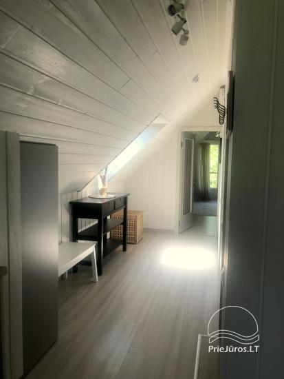 Apartment in Preila, in Curonian Spit, with a view of the Curonian lagoon - 10
