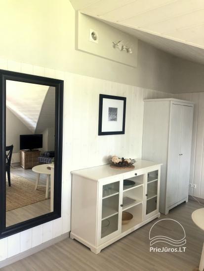 Apartamentai Preilos krante su vaizdu į marias - 12
