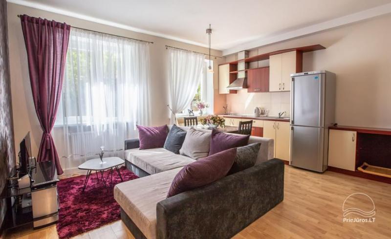 Apartments im Zentrum von Klaipeda
