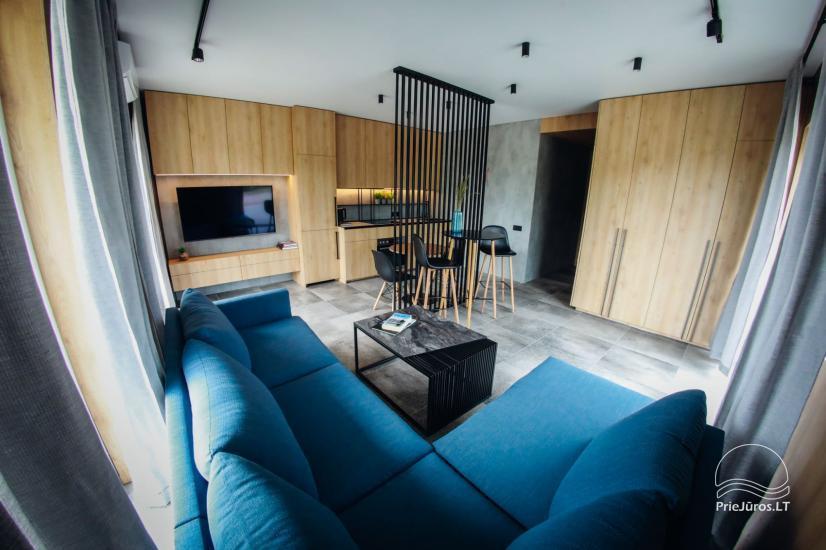 Jūros 40 - apartamentų nuoma Šventojoje - 1