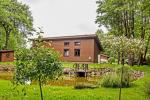 Rooms and holiday cottage in Palanga. Wide enclosed territory, childrens playground - 2