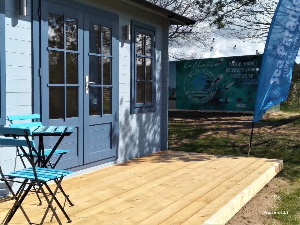 Sea Paradise Surf Farm and Camping - 13