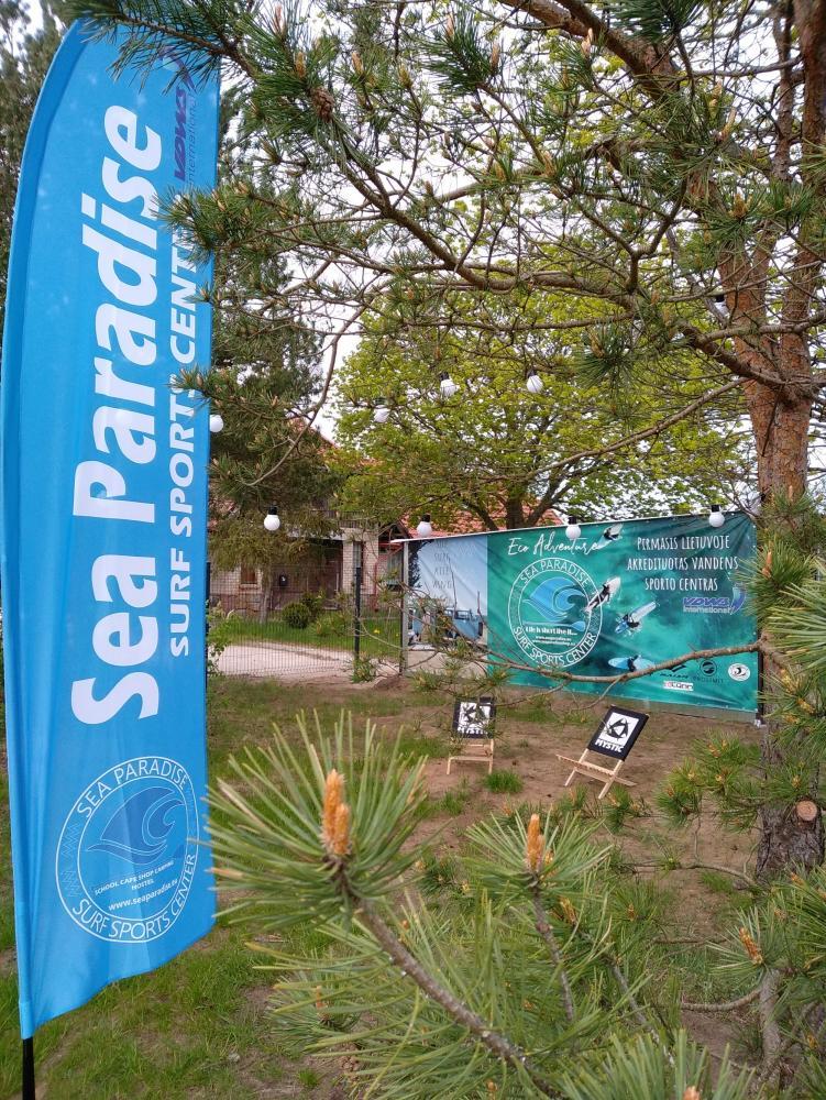 Sea Paradise Surf Farm and Camping - 8