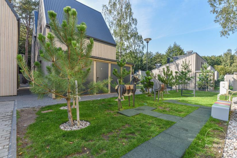 Cottage with heated pool for rent in Palanga, in Kunigiskiai - 19