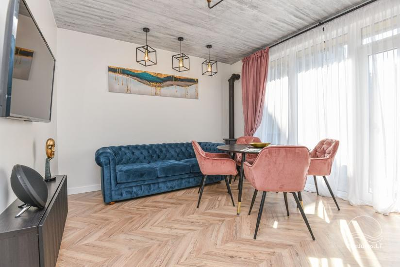 Cottage with heated pool for rent in Palanga, in Kunigiskiai - 3