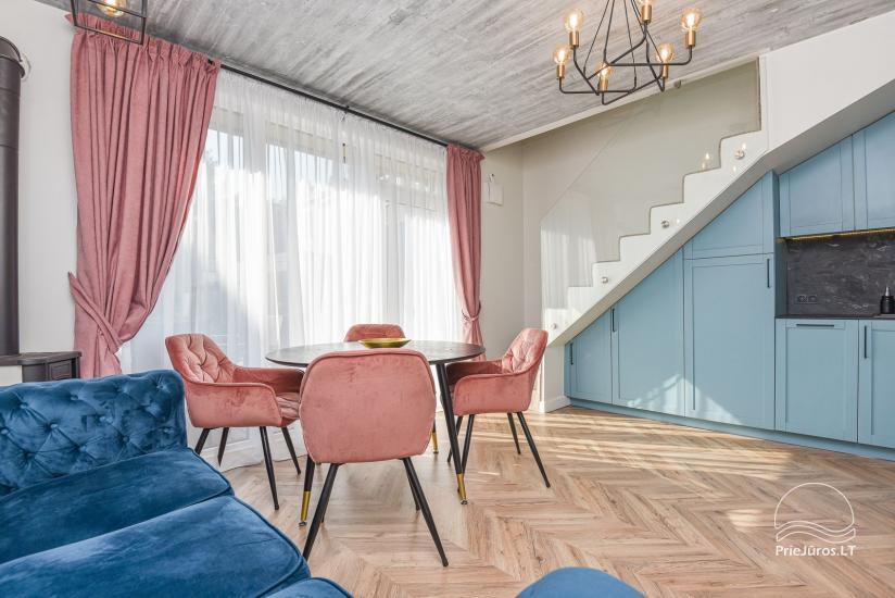 Cottage with heated pool for rent in Palanga, in Kunigiskiai - 4