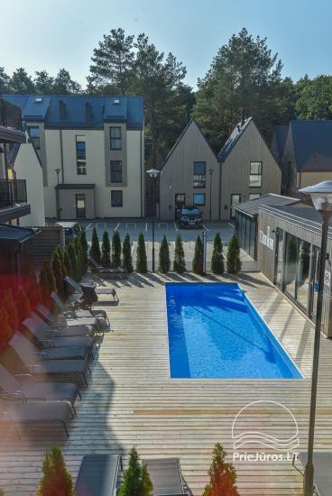 Cottage with heated pool for rent in Palanga, in Kunigiskiai - 13