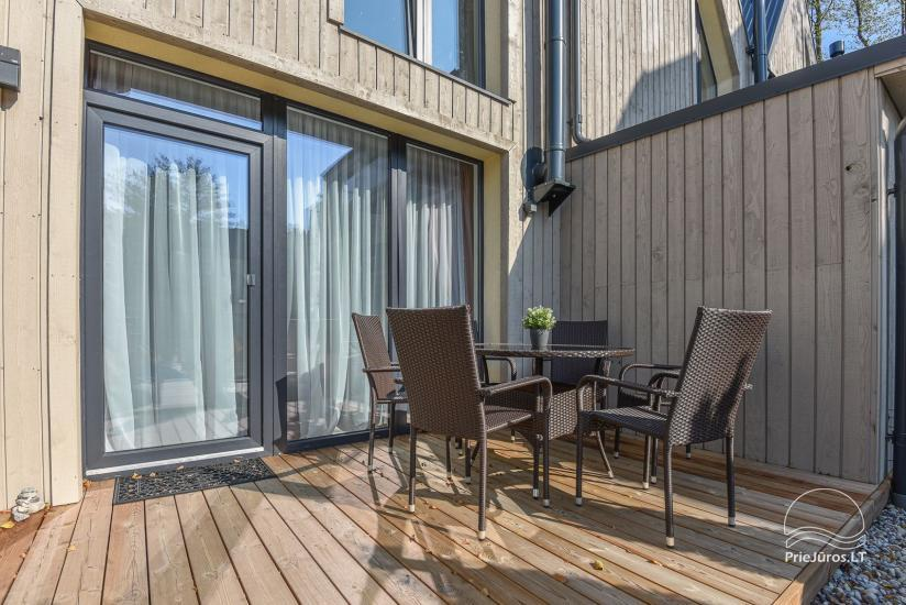 Cottage with heated pool for rent in Palanga, in Kunigiskiai - 14