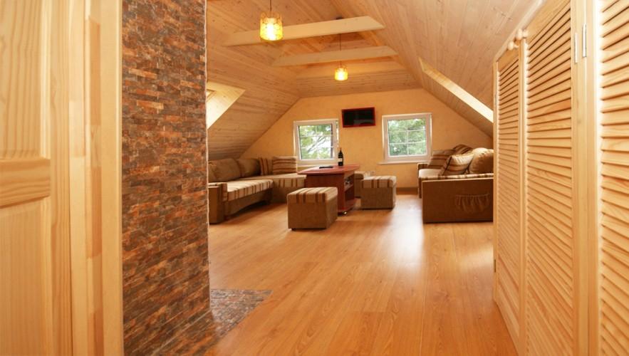 Ferienwohnung und ZweibettZimmer in Preila - 8