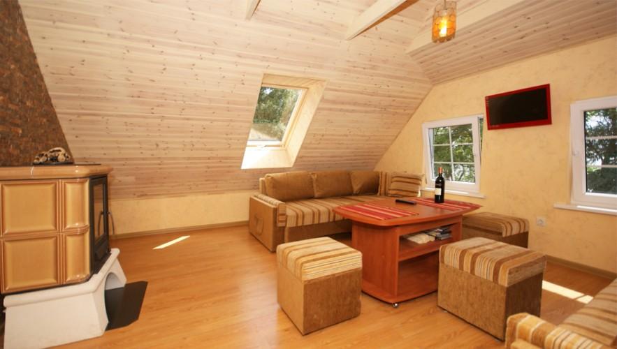 Ferienwohnung und ZweibettZimmer in Preila - 10