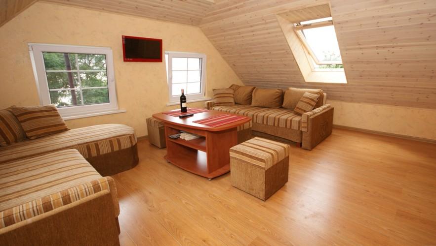 Ferienwohnung und ZweibettZimmer in Preila - 11
