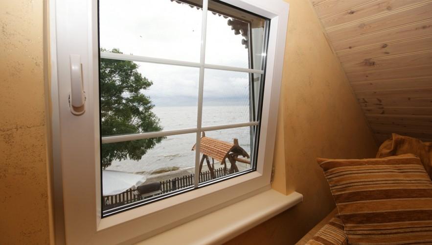 Ferienwohnung und ZweibettZimmer in Preila - 9