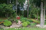 Izīrē banketu zāli, saunu un brīvdienu mājas Plunges rajonā viensētā Klusuma straume - 9