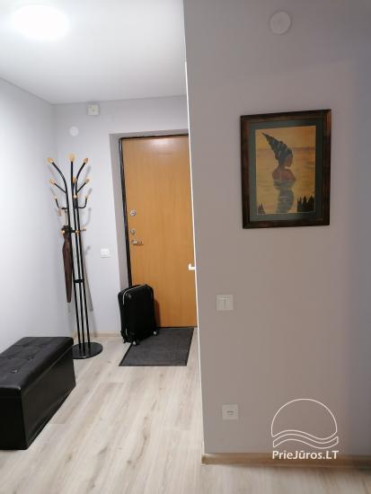 Tiek izīrēts divu istabu dzīvoklis Palangā, blakus priežu mežam - 10