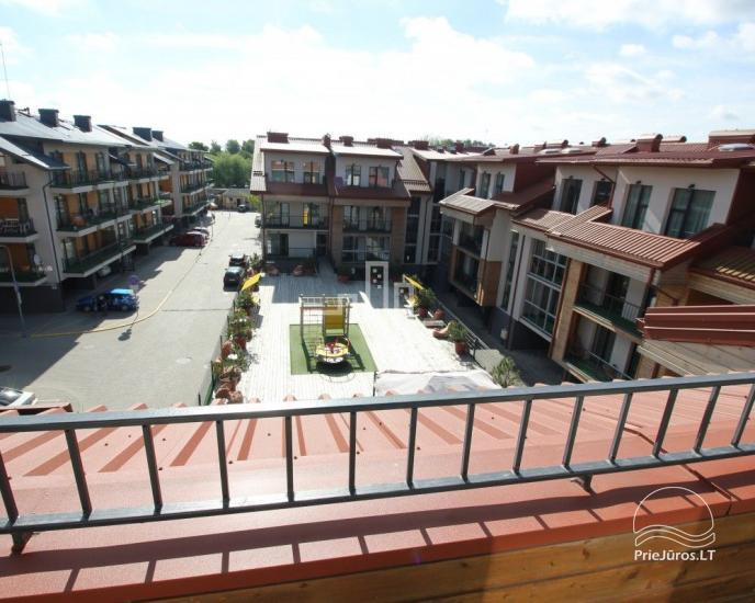 New flats with balconies in center of Palanga - 9
