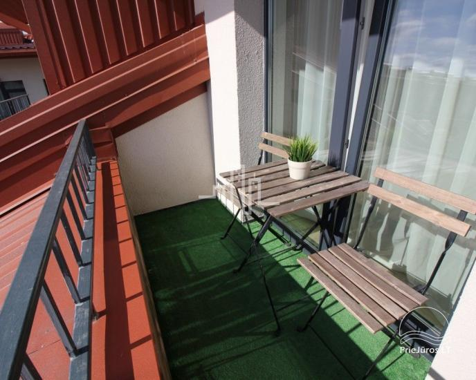 New flats with balconies in center of Palanga - 10