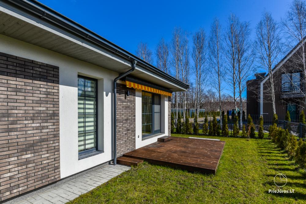 New bungalow for rent in Palanga - 2
