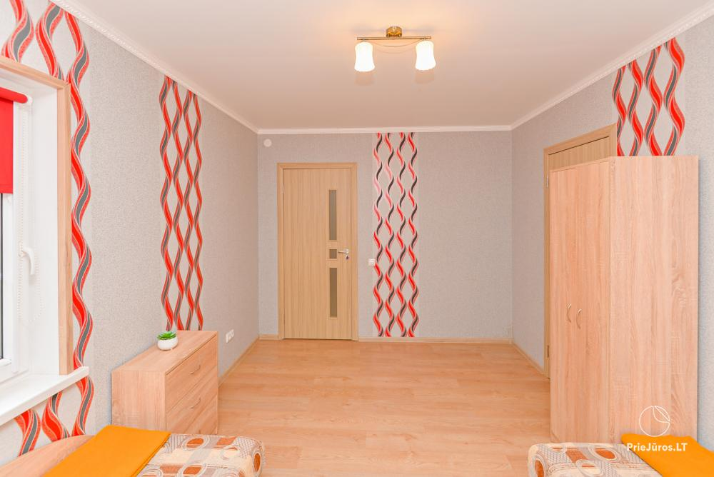 Three rooms apartment for rent in Curonian Spit, with a private yard! - 4