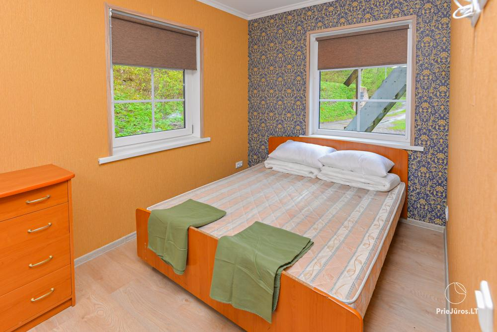 Three rooms apartment for rent in Curonian Spit, with a private yard! - 2