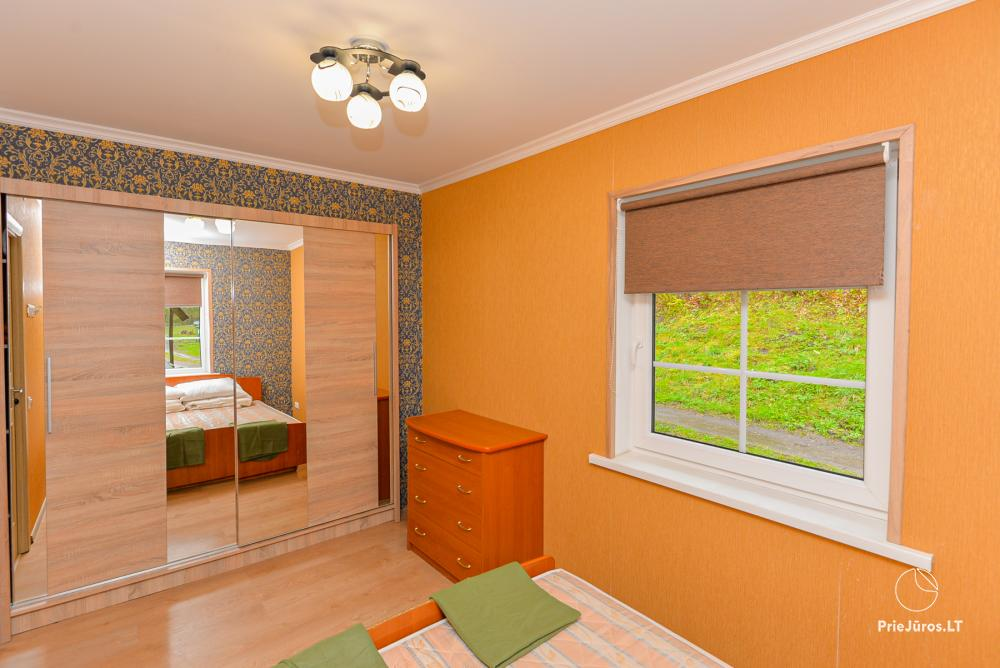 Three rooms apartment for rent in Curonian Spit, with a private yard! - 3