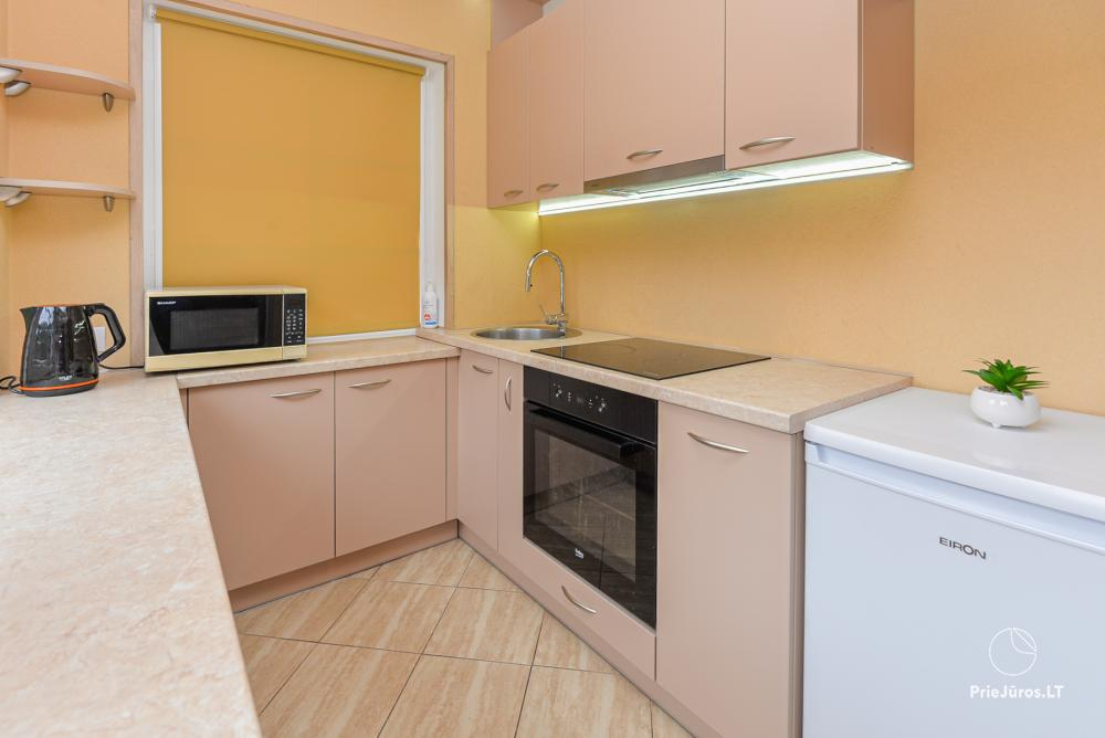 Three rooms apartment for rent in Curonian Spit, with a private yard! - 6