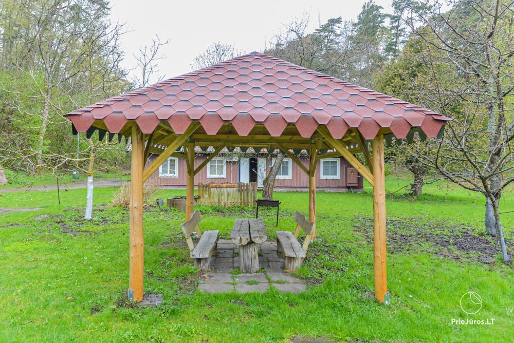 Three rooms apartment for rent in Curonian Spit, with a private yard! - 9