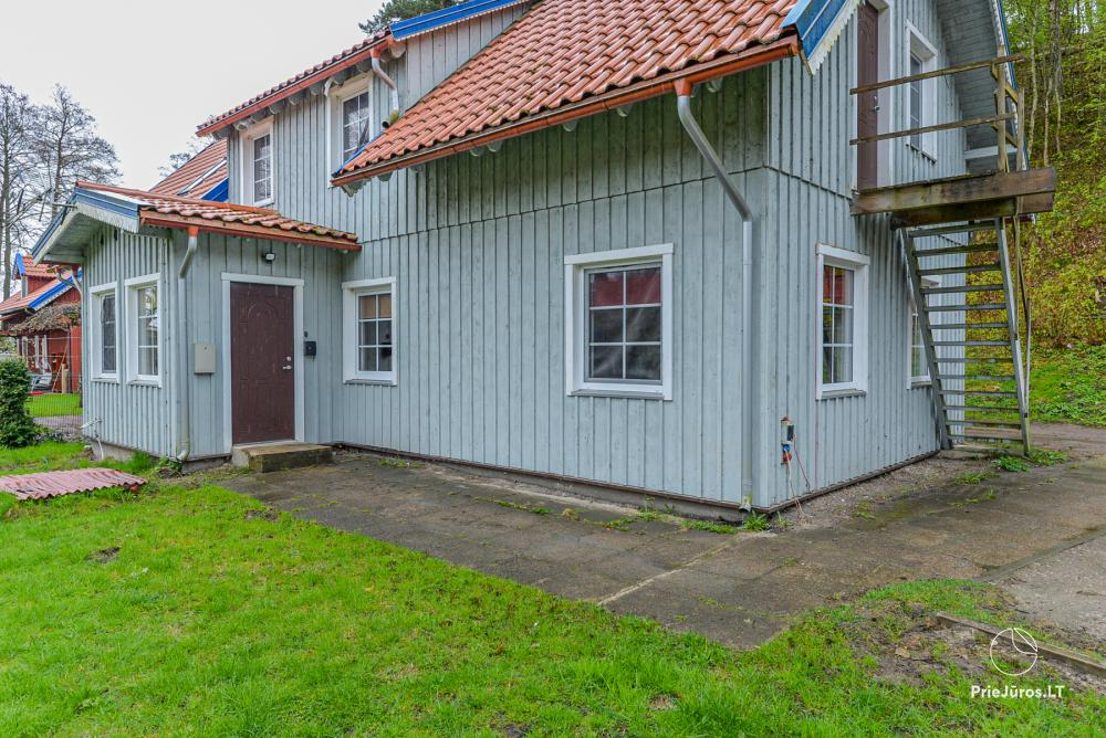 Three rooms apartment for rent in Curonian Spit, with a private yard! - 10