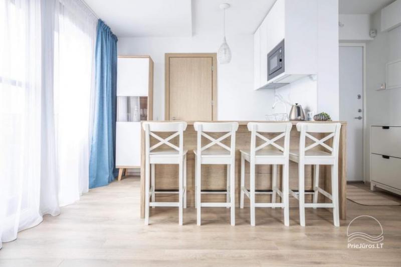 Apartamentų nuoma Kunigiškėse - Vaivorykštės 7E
