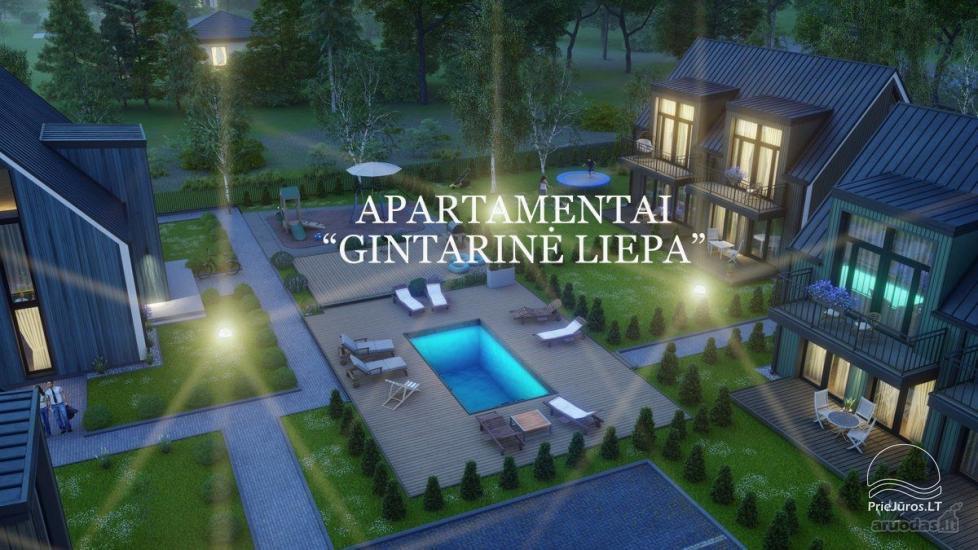 Wohnung Gintarine Liepa in Palanga, in Kunigiskiai - 1