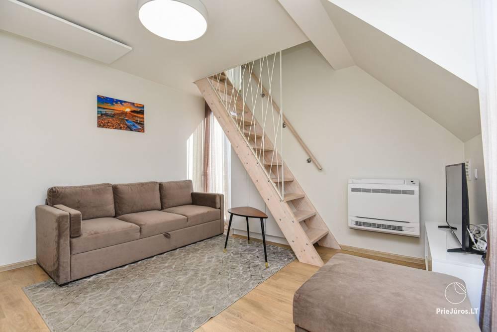 Wohnung Gintarine Liepa in Palanga, in Kunigiskiai - 3