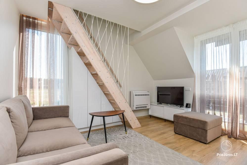 Wohnung Gintarine Liepa in Palanga, in Kunigiskiai - 4