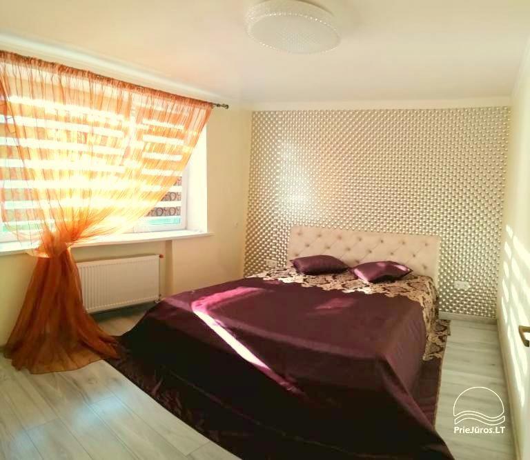 Apartments MATUL in Preila, Curonian Spit, near the lagoon and Baltic sea - 1