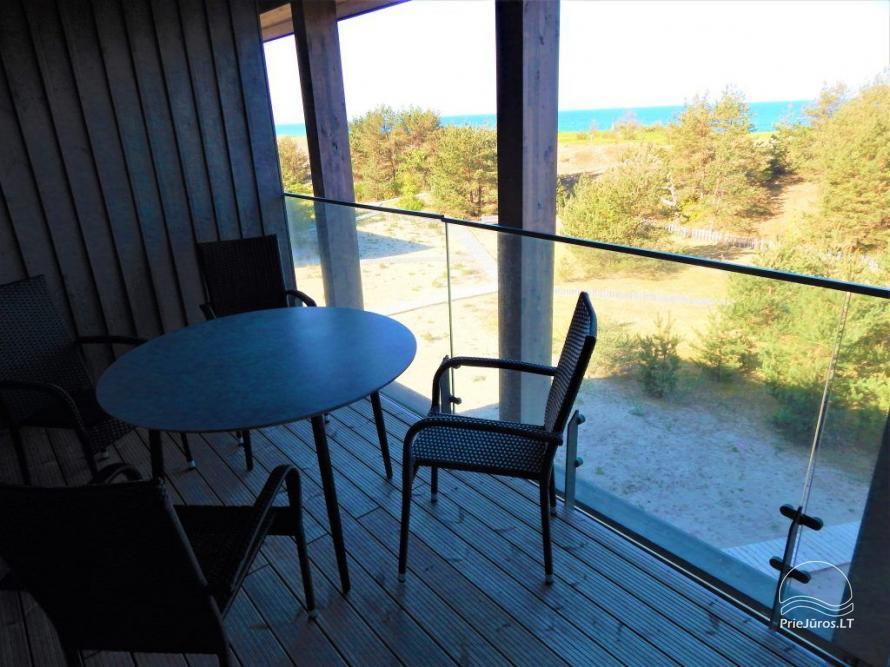 Labas Jūra apartamentai su vaizdu į jūrą - 7