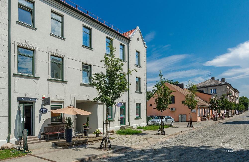 Indigo apartamentų nuoma Klaipėdos centre - 6