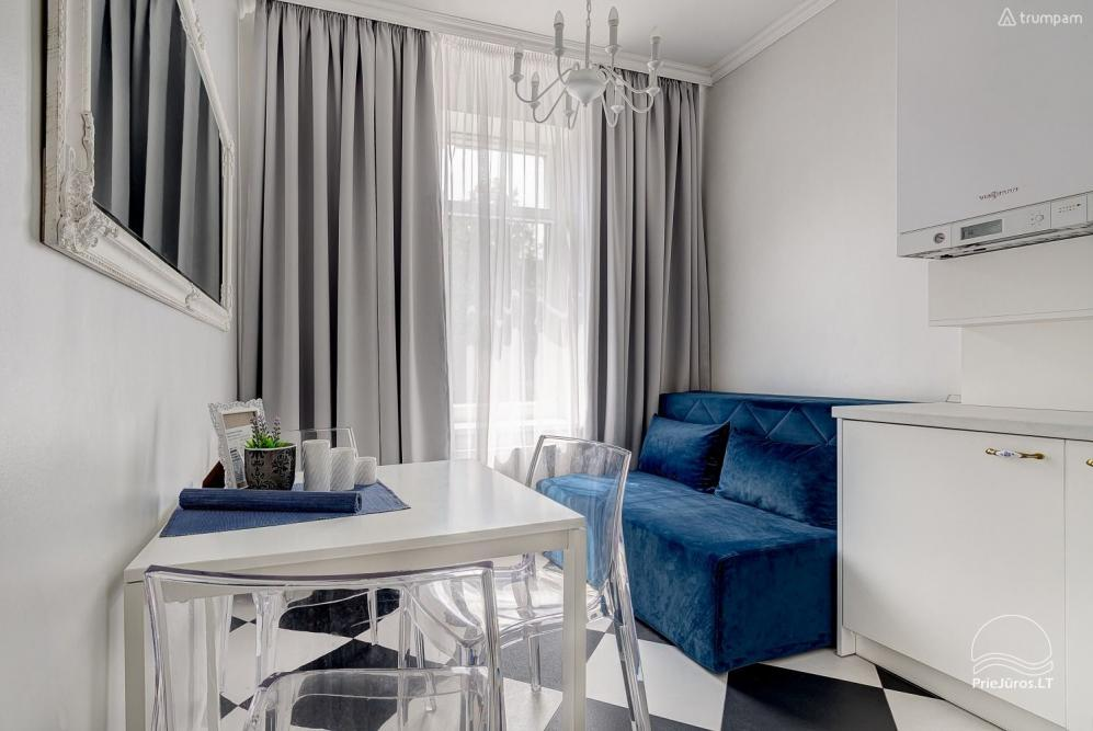 Indigo apartamentų nuoma Klaipėdos centre - 4