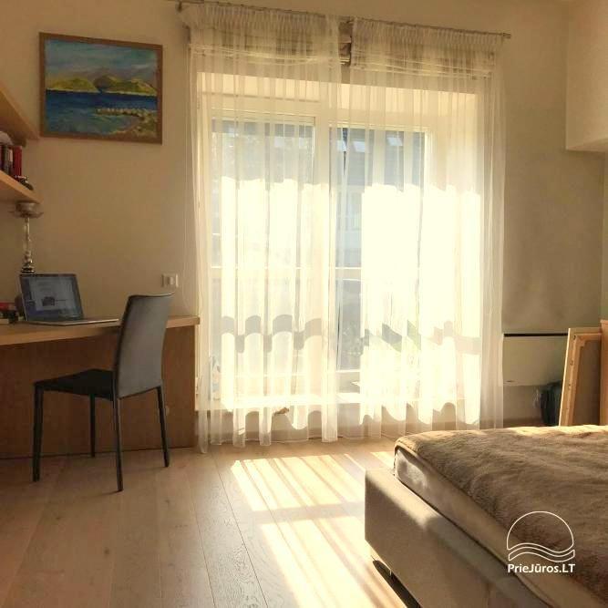 Nuomojamas dviejų kambarių butas Juodkrantėje (su dviračiais) - 6