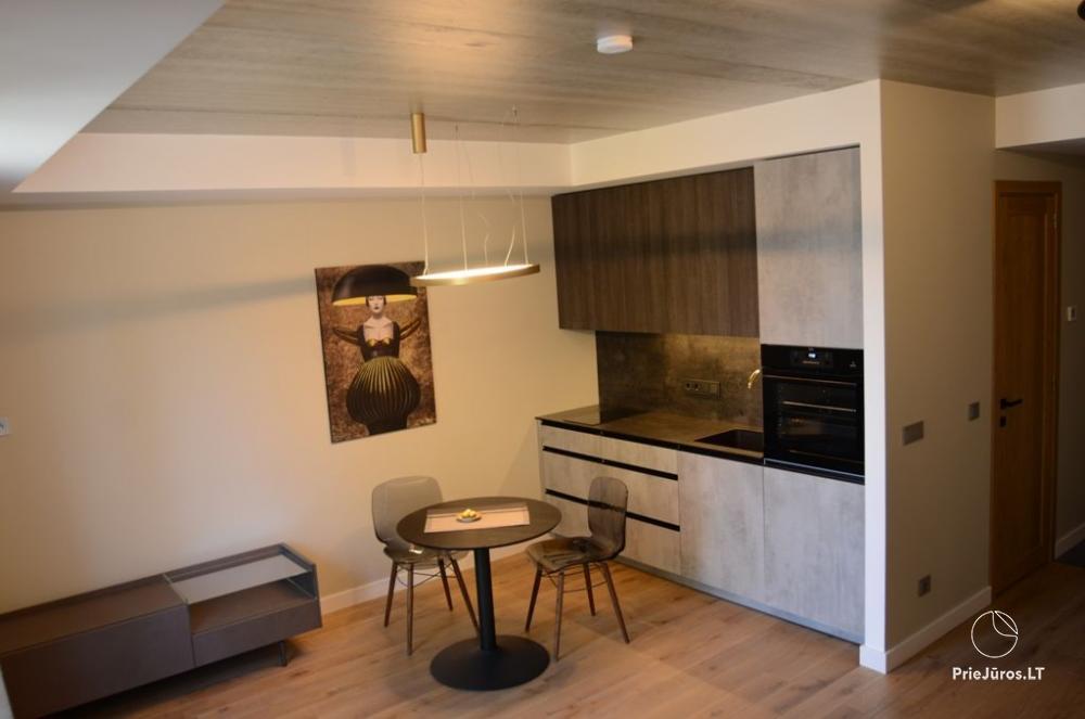 Studijos tipo apartamentai  7 Bijūnai Klaipėdos centre - 1