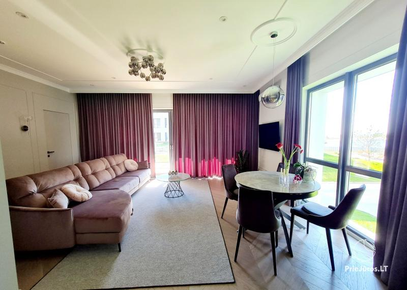 Wohnung zu vermieten in Sventoji. Zum Meer nur 100 Meter!
