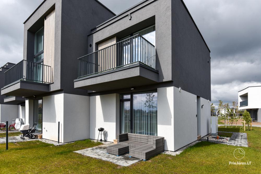 Ritos Palanga - namelių, apartamentų nuoma Jūsų poilsiui Palangoje, Kunigiškiuose, arti jūros, komplekse Mano jūra! - 1