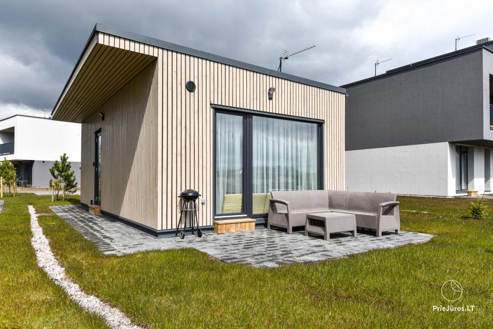 Ritos Palanga - namelių, apartamentų nuoma Jūsų poilsiui Palangoje, Kunigiškiuose, arti jūros, komplekse Mano jūra! - 2