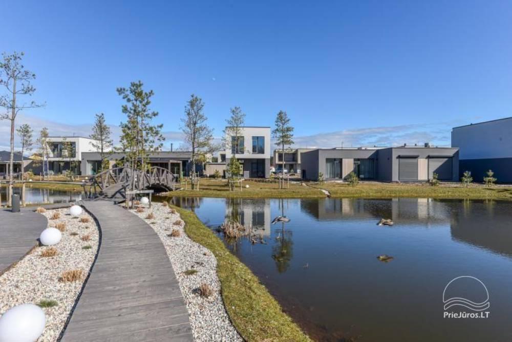 Ritos Palanga - namelių, apartamentų nuoma Jūsų poilsiui Palangoje, Kunigiškiuose, arti jūros, komplekse Mano jūra! - 4