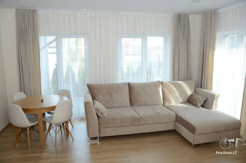 GT apartment in Palanga
