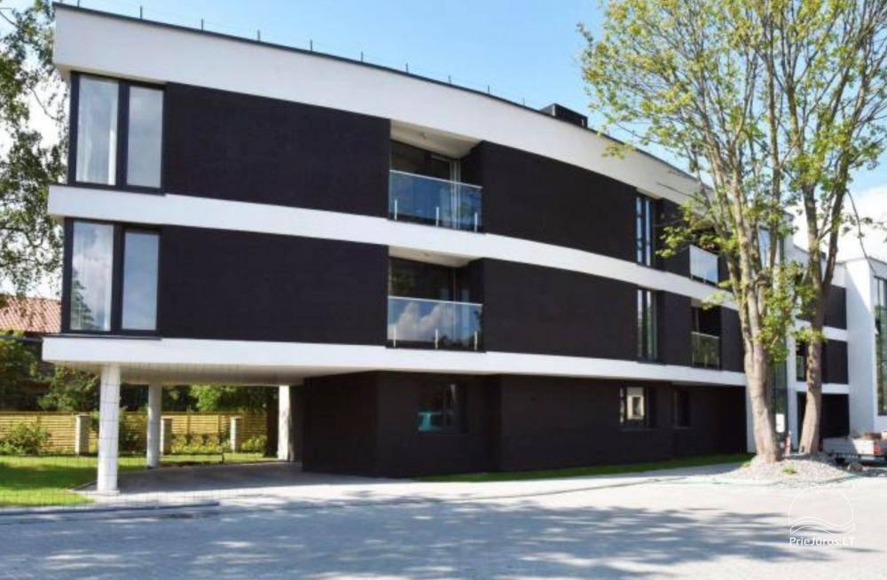 Trumpalaikė naujų apartamentų nuoma Palangos centre - 1