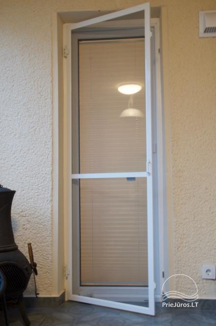Apartamentai Kopų smilga Šventojoje - 15