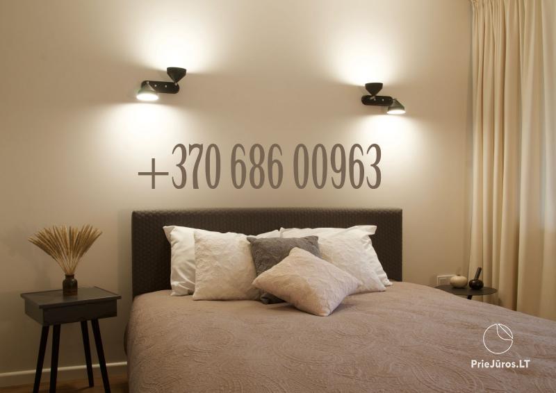 Apartamentai Kopų smilga Šventojoje