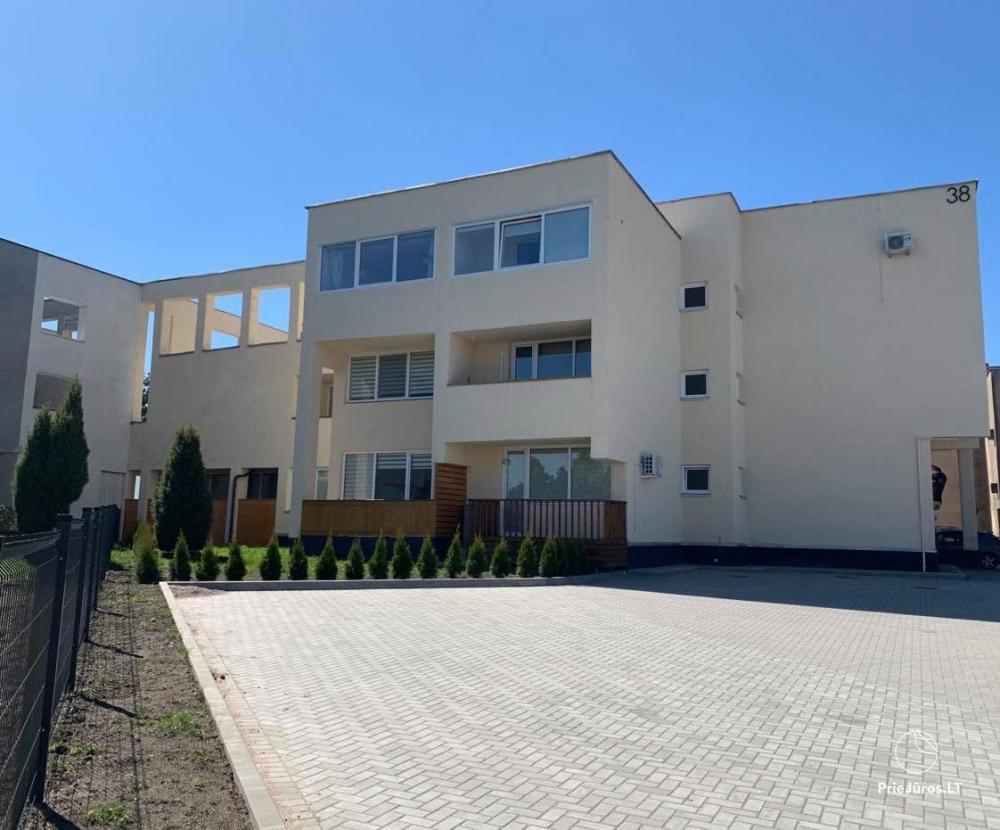 Apartamentai Kopų smilga Šventojoje - 20