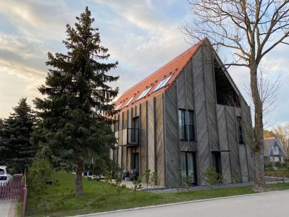Butas naujos statybos kvartale, Pervalkoje, 2-4 asmenims - 15