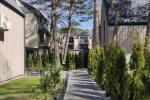 Apartamentų nuoma su terasa, baseinu ir vaikų žaidimo aikštele - 11