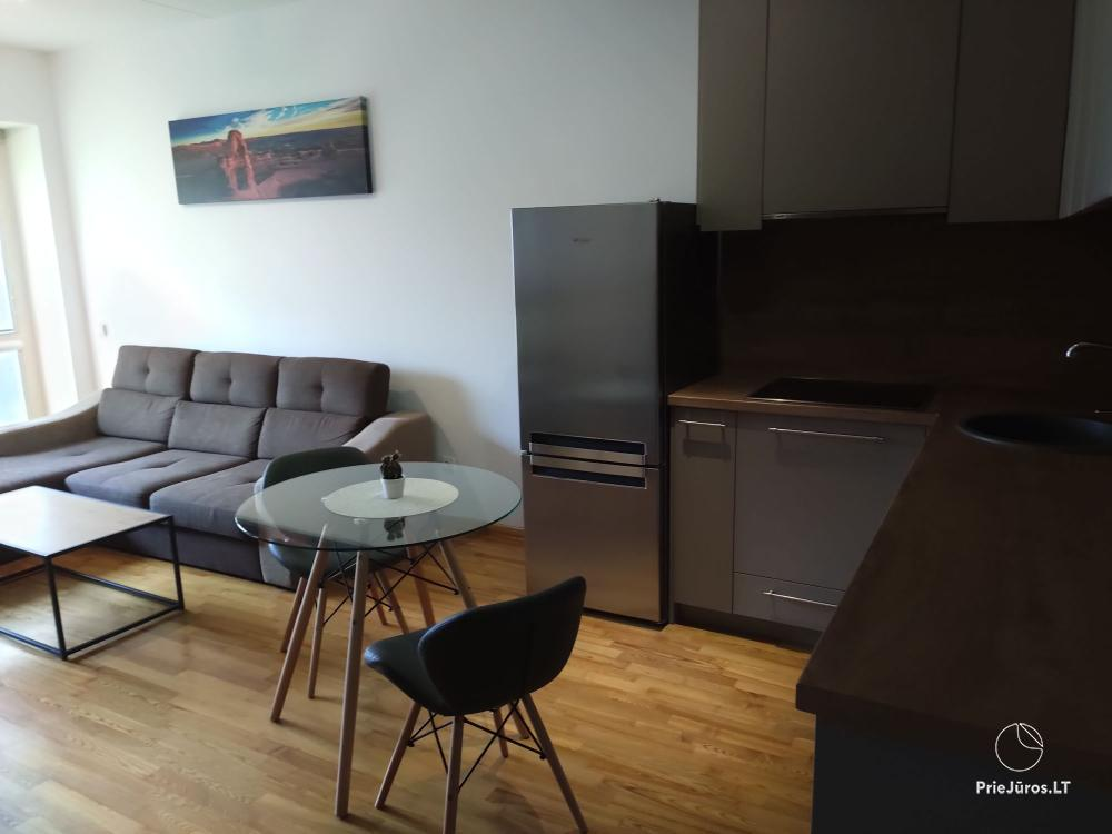 Two rooms apartment in a newly built house, near the shopping center Molas - 1